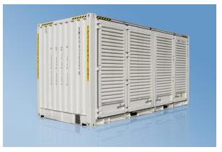 Container com Ventilação
