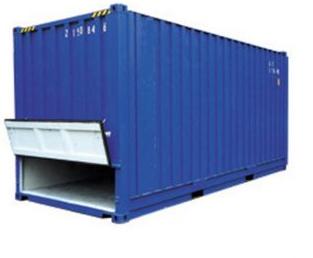 Container Graneleiro 20 pés